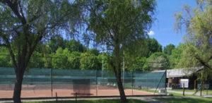 Kiskunahalas teniszpálya